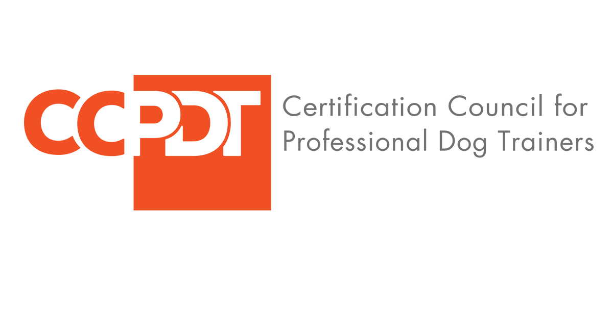 Certification for professional dog trainers and behavior
